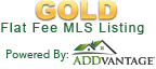Gold, Flat Fee MLS Listing